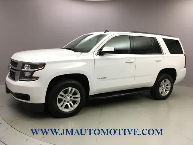 Used 2015 Chevrolet Tahoe in Naugatuck, Connecticut | J&M Automotive Sls&Svc LLC. Naugatuck, Connecticut