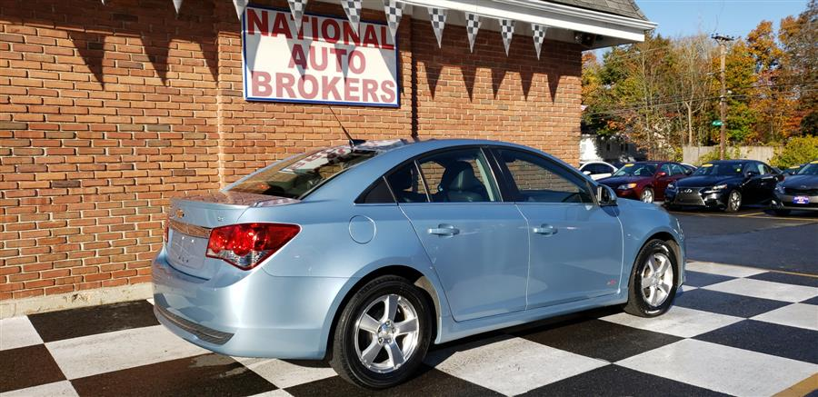 Used Chevrolet Cruze 4dr Sdn 2LT 2011 | National Auto Brokers, Inc.. Waterbury, Connecticut