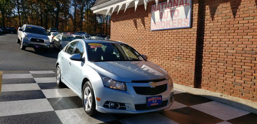 Used 2011 Chevrolet Cruze in Waterbury, Connecticut | National Auto Brokers, Inc.. Waterbury, Connecticut