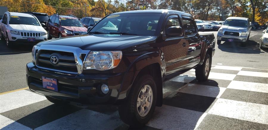 Used Toyota Tacoma SR5 4WD Double Cab V6 AT 2010 | National Auto Brokers, Inc.. Waterbury, Connecticut