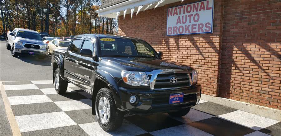 Used 2010 Toyota Tacoma SR5 in Waterbury, Connecticut | National Auto Brokers, Inc.. Waterbury, Connecticut