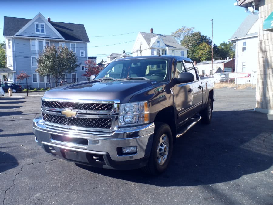 "Used Chevrolet Silverado 2500HD 4WD Crew Cab 167.7"" LT 2011 
