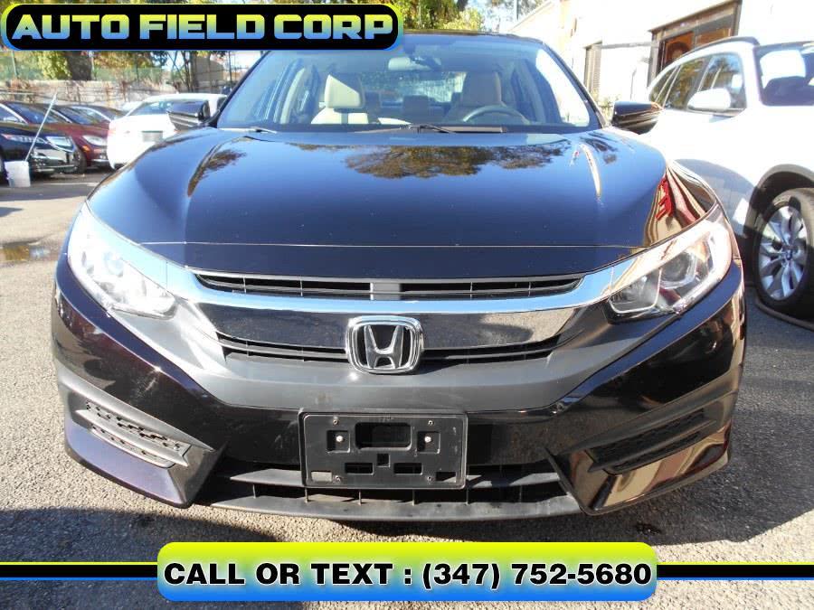 Used 2016 Honda Civic Sedan in Jamaica, New York | Auto Field Corp. Jamaica, New York