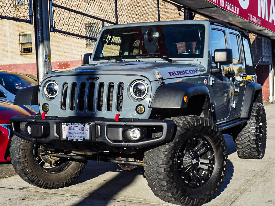 Used 2014 Jeep Wrangler Unlimited in Jamaica, New York | Hillside Auto Mall Inc.. Jamaica, New York