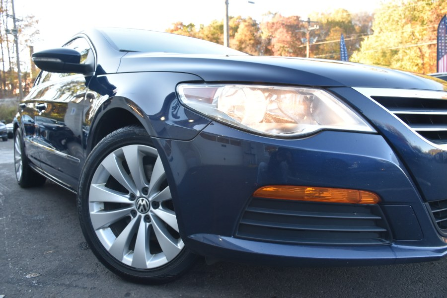 2012 Volkswagen CC 4dr Sdn DSG Sport PZEV, available for sale in Waterbury, Connecticut | Highline Car Connection. Waterbury, Connecticut