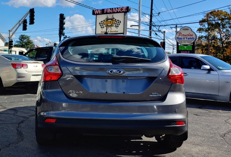 Used Ford Focus 5dr HB SEL 2012 | Rally Motor Sports. Worcester, Massachusetts