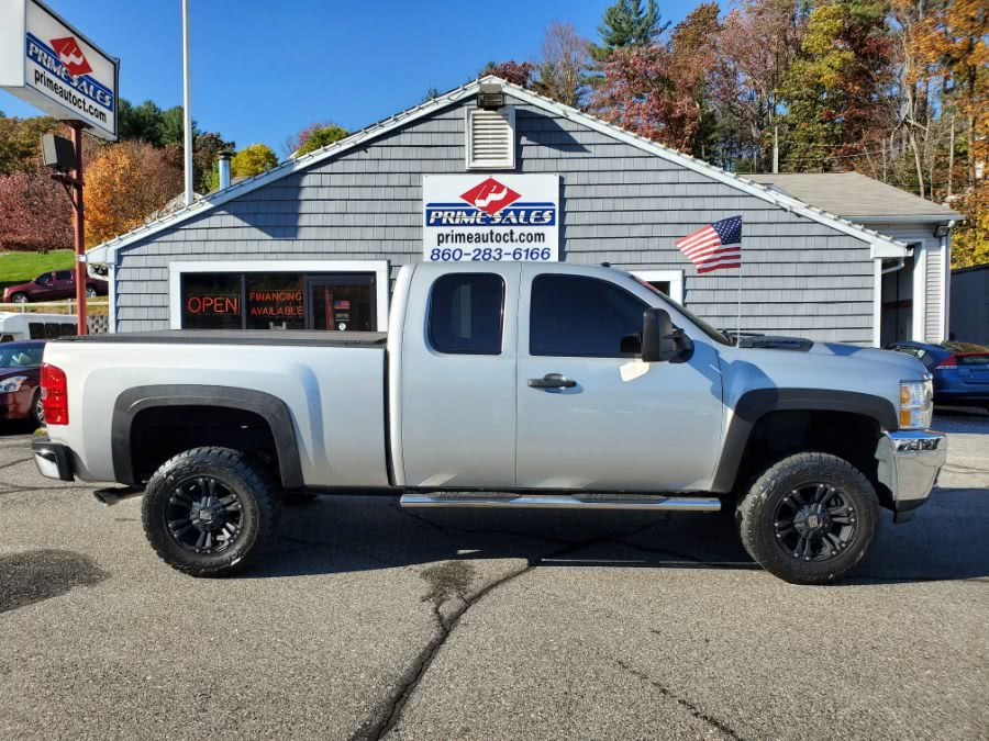 Used 2011 Chevrolet Silverado 2500HD in Thomaston, Connecticut