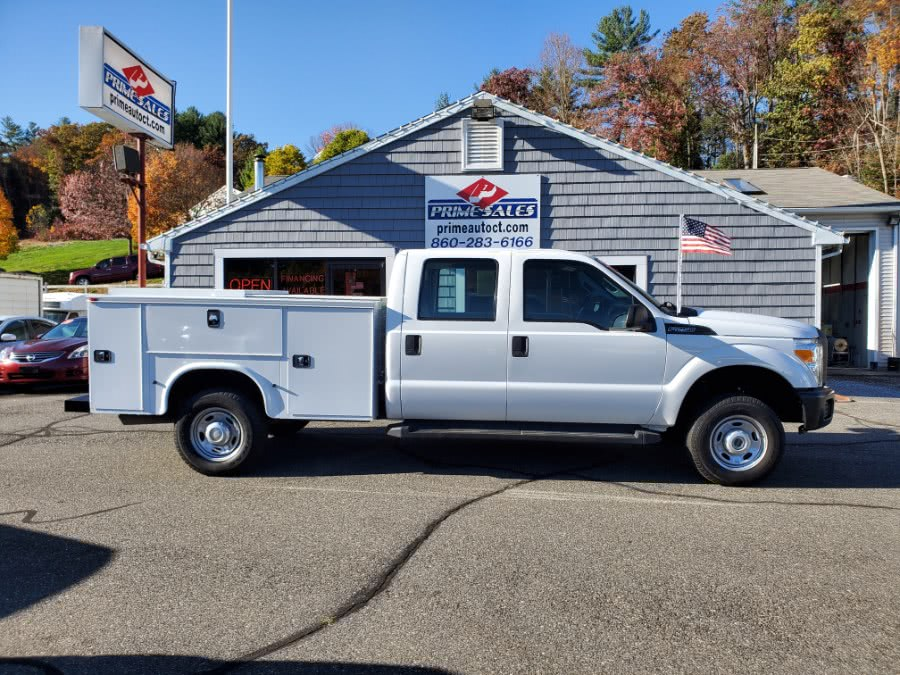 Used 2016 Ford Super Duty F-250 SRW in Thomaston, Connecticut