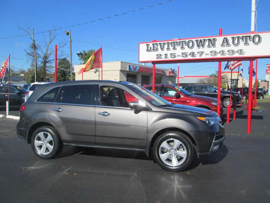 Used 2012 Acura MDX in Levittown, Pennsylvania | Levittown Auto. Levittown, Pennsylvania