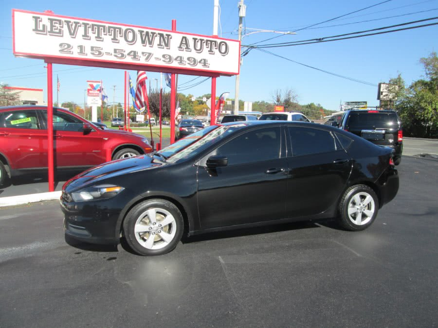 Used 2016 Dodge Dart in Levittown, Pennsylvania | Levittown Auto. Levittown, Pennsylvania