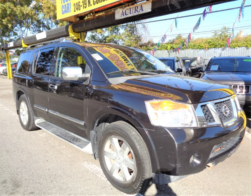 Used Nissan Armada 4WD 4dr Platinum 2011 | Sunrise Auto Sales. Rosedale, New York