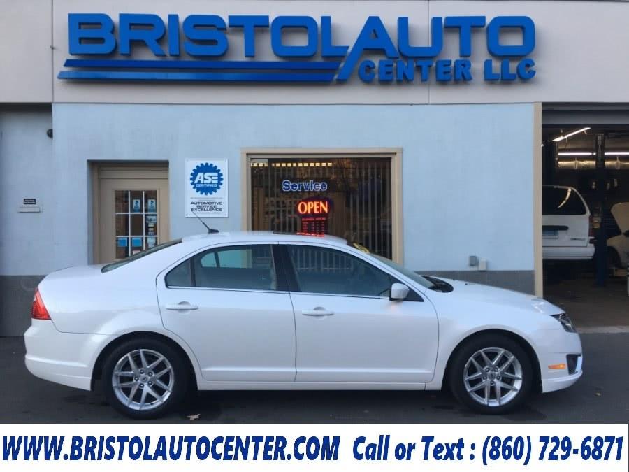 Used 2012 Ford Fusion in Bristol, Connecticut | Bristol Auto Center LLC. Bristol, Connecticut