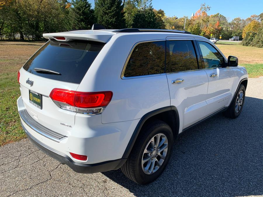 Used Jeep Grand Cherokee 4WD 4dr Limited 2016 | Luxury Motor Club. Franklin Square, New York