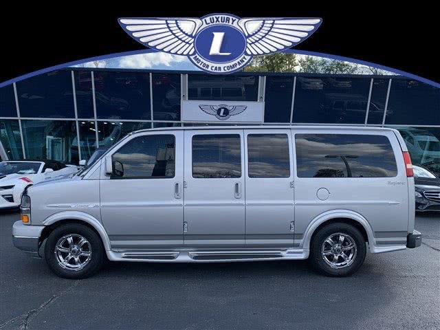 Used 2010 Chevrolet Express Cargo Van in Cincinnati, Ohio | Luxury Motor Car Company. Cincinnati, Ohio