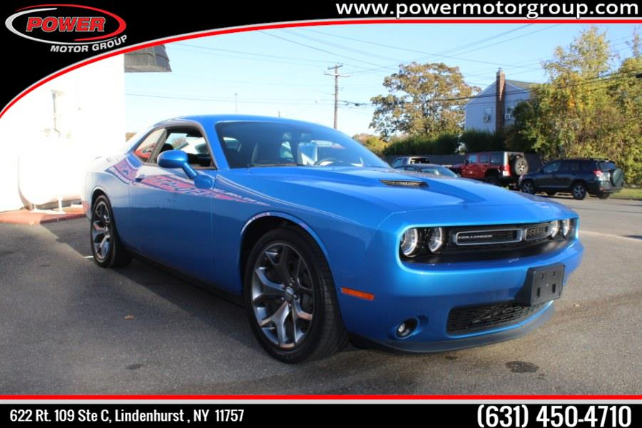 2016 Dodge Challenger 2dr Cpe SXT, available for sale in Lindenhurst , New York | Power Motor Group. Lindenhurst , New York