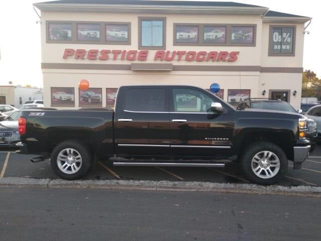 Used 2015 Chevrolet Silverado 1500 in New Britain, Connecticut | Prestige Auto Cars LLC. New Britain, Connecticut