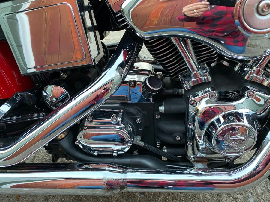 Used Harley Davidson Wide Glide FXDWGI 2004 | Village Auto Sales. Milford, Connecticut