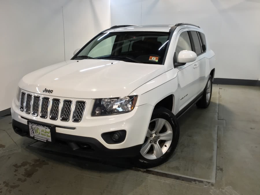Used 2014 Jeep Compass in Hillside, New Jersey | M Sport Motor Car. Hillside, New Jersey