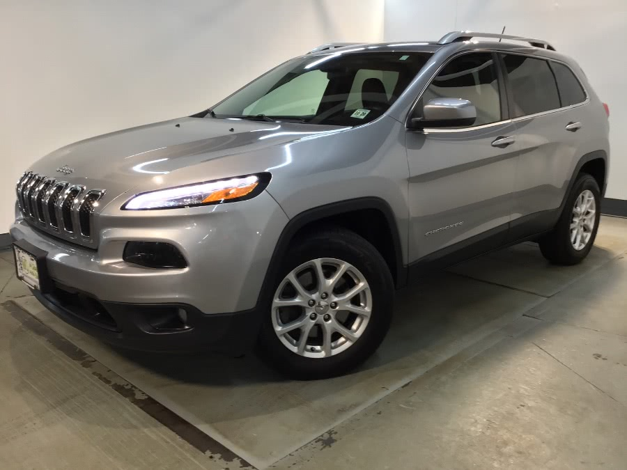 Used 2015 Jeep Cherokee in Hillside, New Jersey | M Sport Motor Car. Hillside, New Jersey