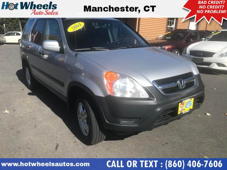 Used 2004 Honda CR-V in Manchester, Connecticut | Hot Wheels Auto Sales LLC. Manchester, Connecticut
