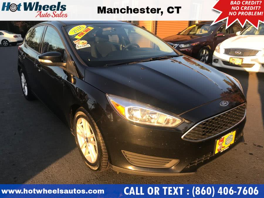Used 2016 Ford Focus in Manchester, Connecticut | Hot Wheels Auto Sales LLC. Manchester, Connecticut