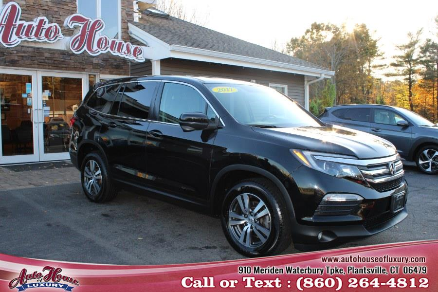 2016 Honda Pilot AWD 4dr EX-L, available for sale in Plantsville, Connecticut | Auto House of Luxury. Plantsville, Connecticut