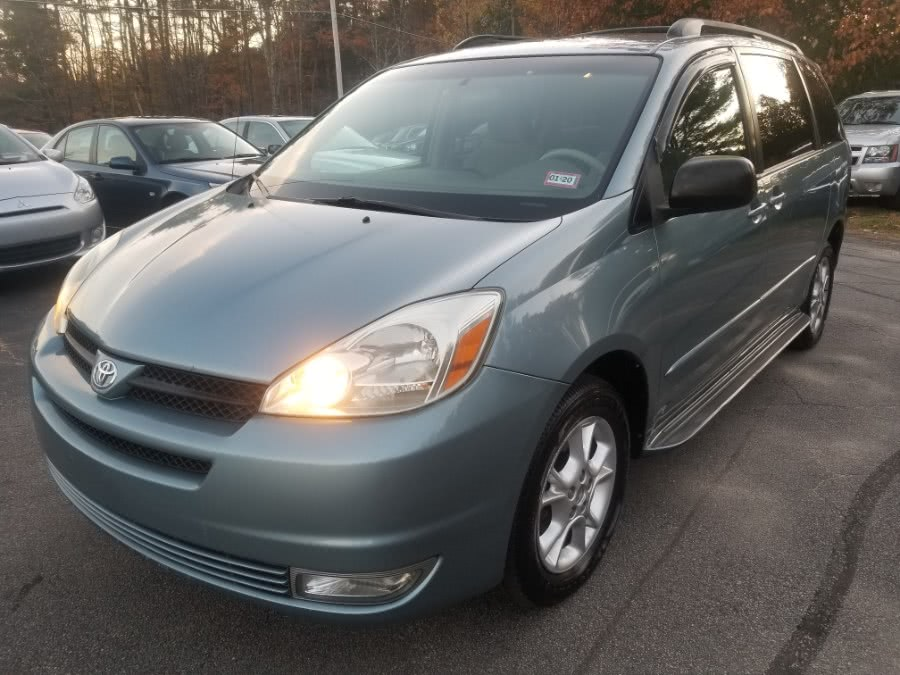 Used 2005 Toyota Sienna in Auburn, New Hampshire | ODA Auto Precision LLC. Auburn, New Hampshire