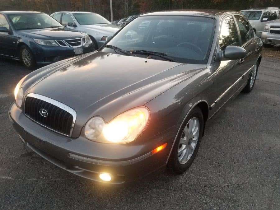 Used 2002 Hyundai Sonata in Auburn, New Hampshire | ODA Auto Precision LLC. Auburn, New Hampshire