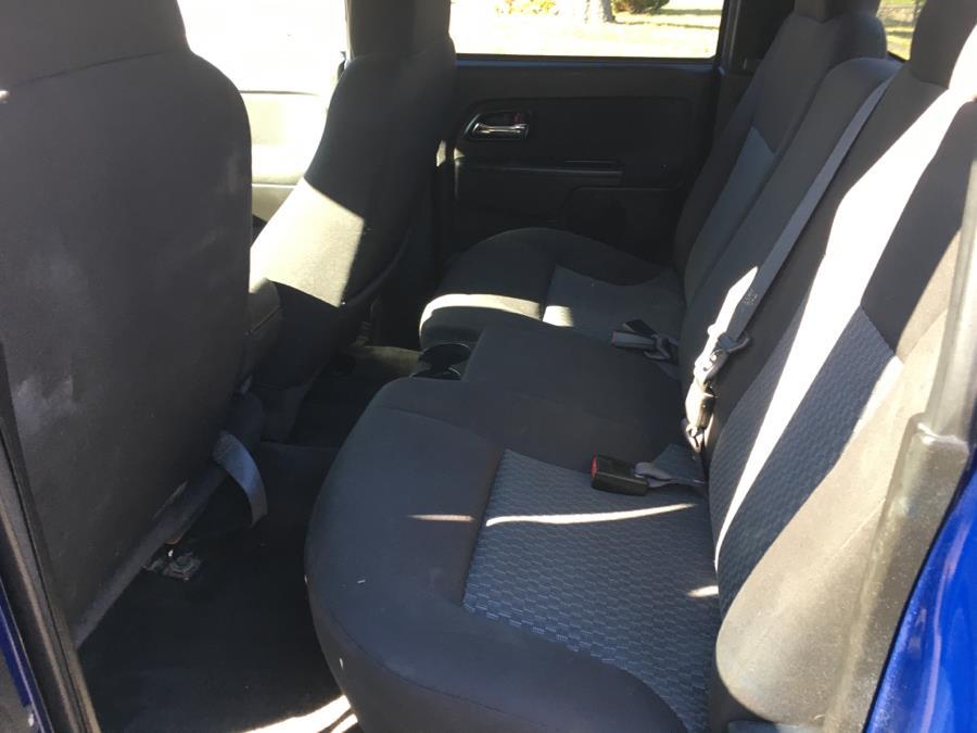 2012 Chevrolet Colorado 4WD Crew Cab LT w/1LT, available for sale in Bristol , Connecticut | CJ Auto Mall. Bristol , Connecticut