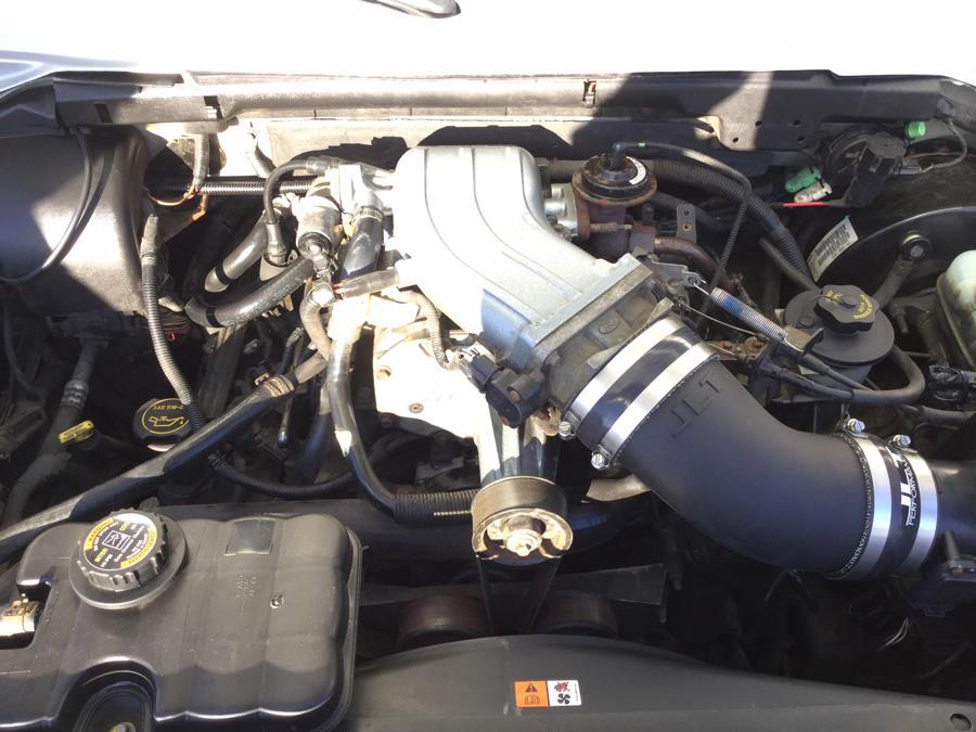 2002 Ford F-150 Reg Cab Flareside 120