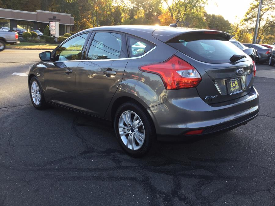 2012 Ford Focus 5dr HB SEL, available for sale in Plantsville, Connecticut | L&S Automotive LLC. Plantsville, Connecticut