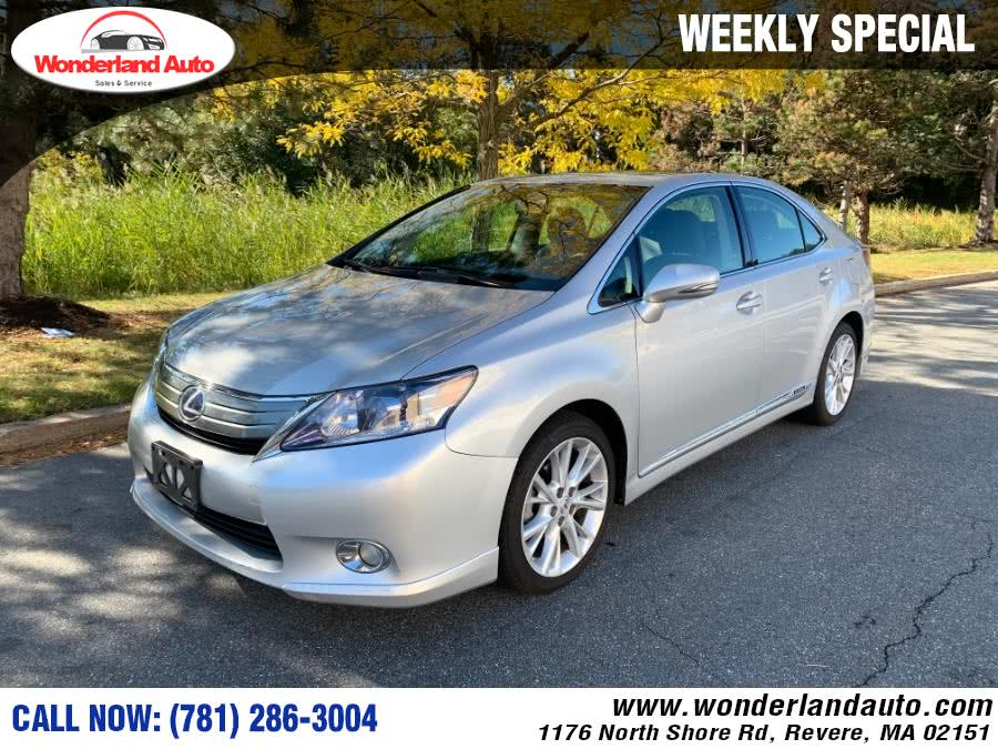 Used 2010 Lexus HS 250h in Revere, Massachusetts | Wonderland Auto. Revere, Massachusetts