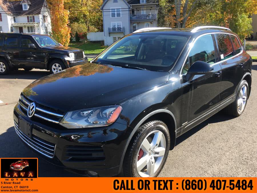 Used 2012 Volkswagen Touareg in Canton, Connecticut | Lava Motors. Canton, Connecticut