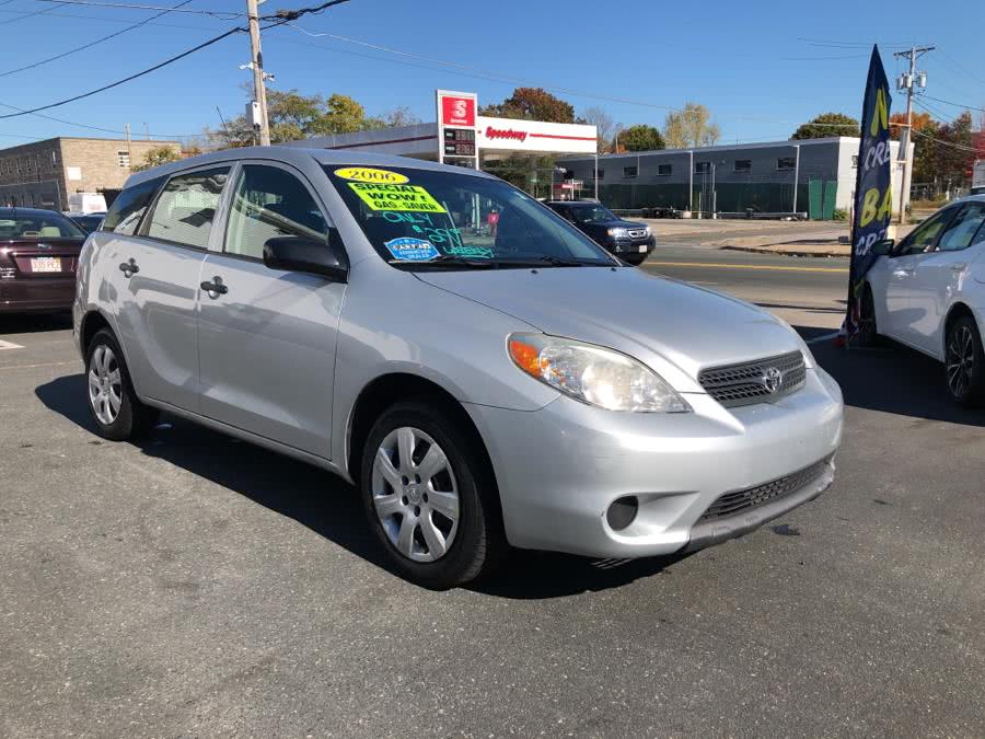 Used 2006 Toyota Matrix in Brockton, Massachusetts | Champion City Motors. Brockton, Massachusetts