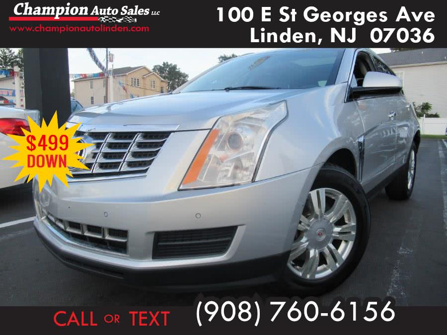 Used 2013 Cadillac SRX in Linden, New Jersey   Champion Used Auto Sales. Linden, New Jersey