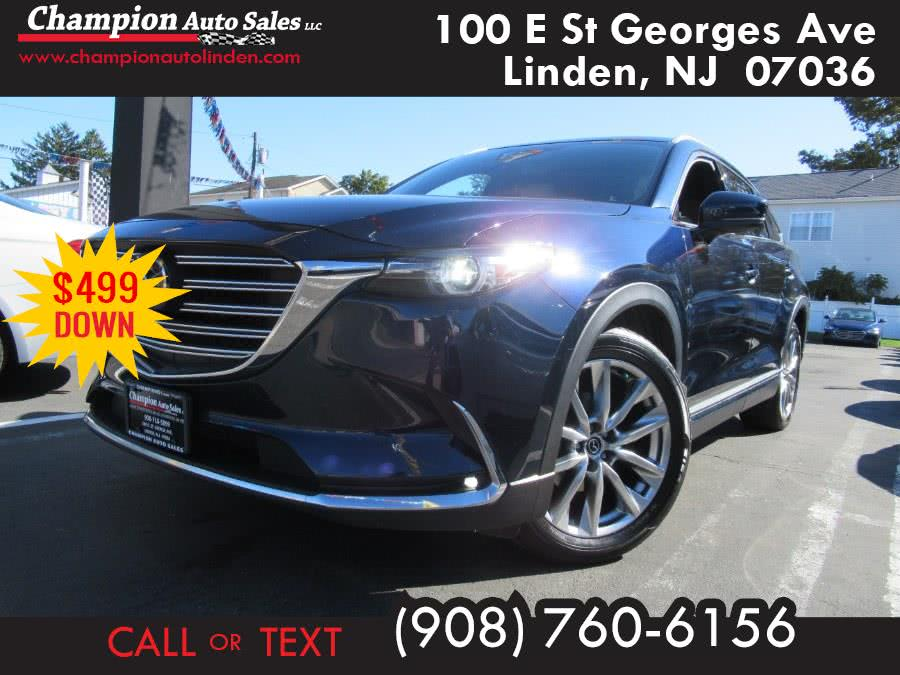 Used 2017 Mazda CX-9 in Linden, New Jersey | Champion Used Auto Sales. Linden, New Jersey