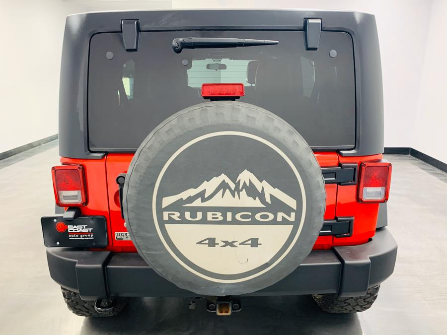 2011 Jeep Wrangler Unlimited 4WD 4dr Rubicon, available for sale in Linden, New Jersey | East Coast Auto Group. Linden, New Jersey