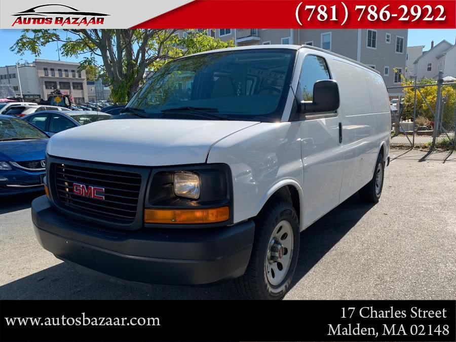 Used 2011 GMC Savana Cargo Van in Malden, Massachusetts | Auto Bazaar. Malden, Massachusetts