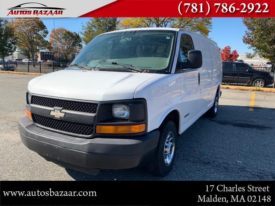 Used Chevrolet Express Cargo Van 2500 135