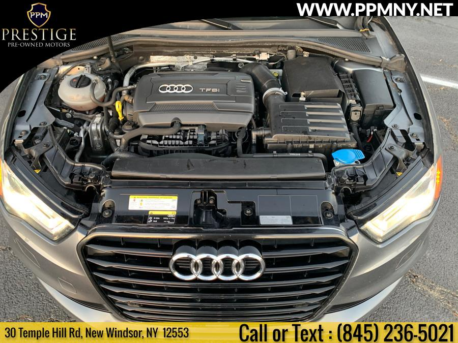 2016 Audi A3 4dr Sdn quattro 2.0T Premium Plus, available for sale in New Windsor, New York | Prestige Pre-Owned Motors Inc. New Windsor, New York