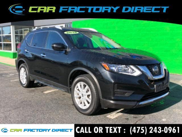Used 2018 Nissan Rogue in Milford, Connecticut | Car Factory Direct. Milford, Connecticut