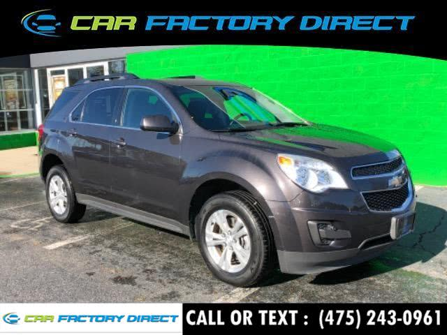 Used Chevrolet Equinox LT awd 2014 | Car Factory Direct. Milford, Connecticut