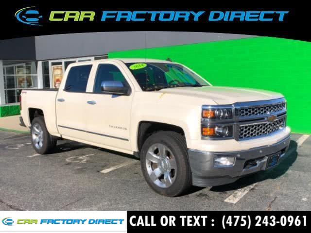 Used 2014 Chevrolet Silverado 1500 in Milford, Connecticut | Car Factory Direct. Milford, Connecticut