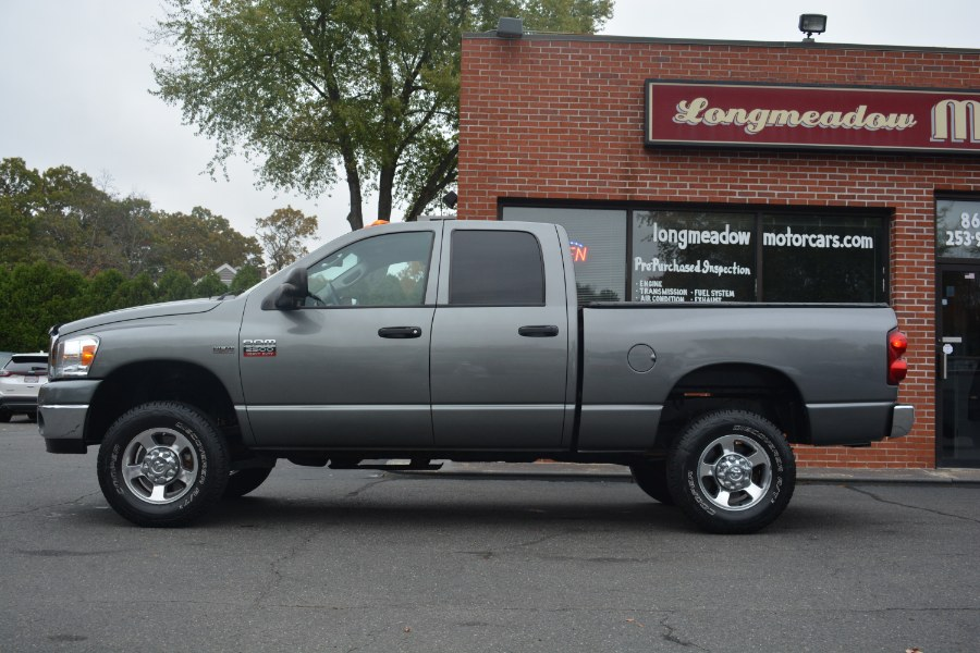 "Used Dodge Ram 2500 4WD Quad Cab 160.5"" ST 2009 