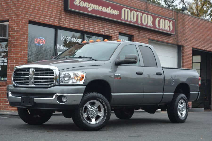 Used 2009 Dodge Ram 2500 in ENFIELD, Connecticut | Longmeadow Motor Cars. ENFIELD, Connecticut