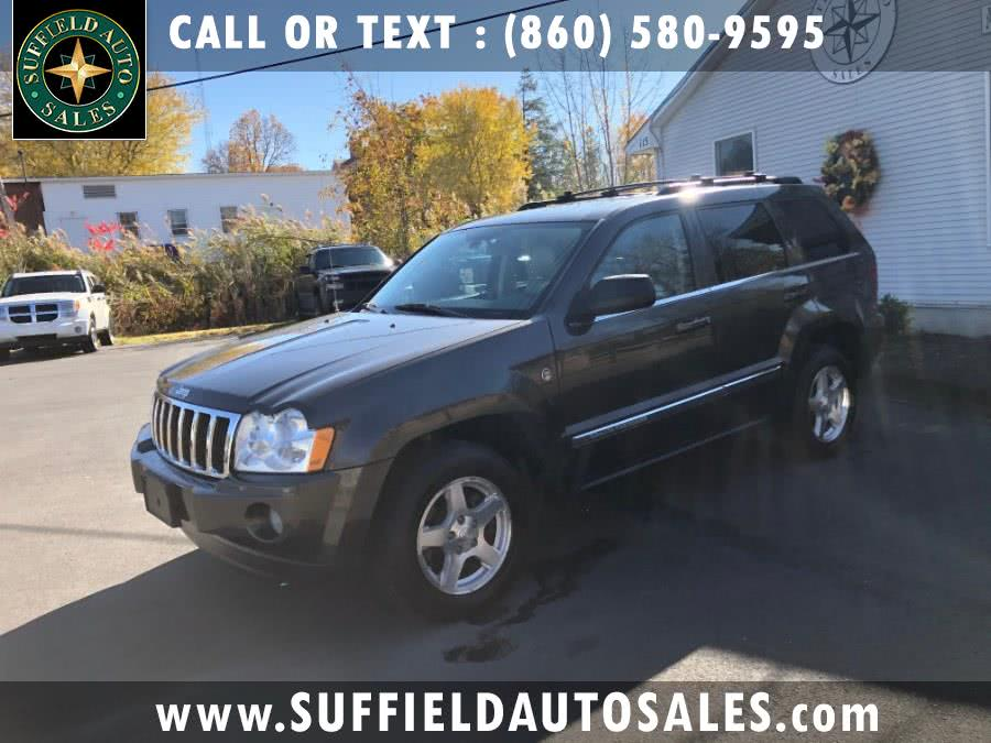 Used 2005 Jeep Grand Cherokee in Suffield, Connecticut | Suffield Auto Sales. Suffield, Connecticut