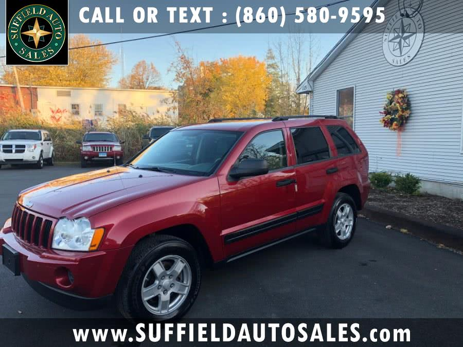 Used 2006 Jeep Grand Cherokee in Suffield, Connecticut | Suffield Auto Sales. Suffield, Connecticut