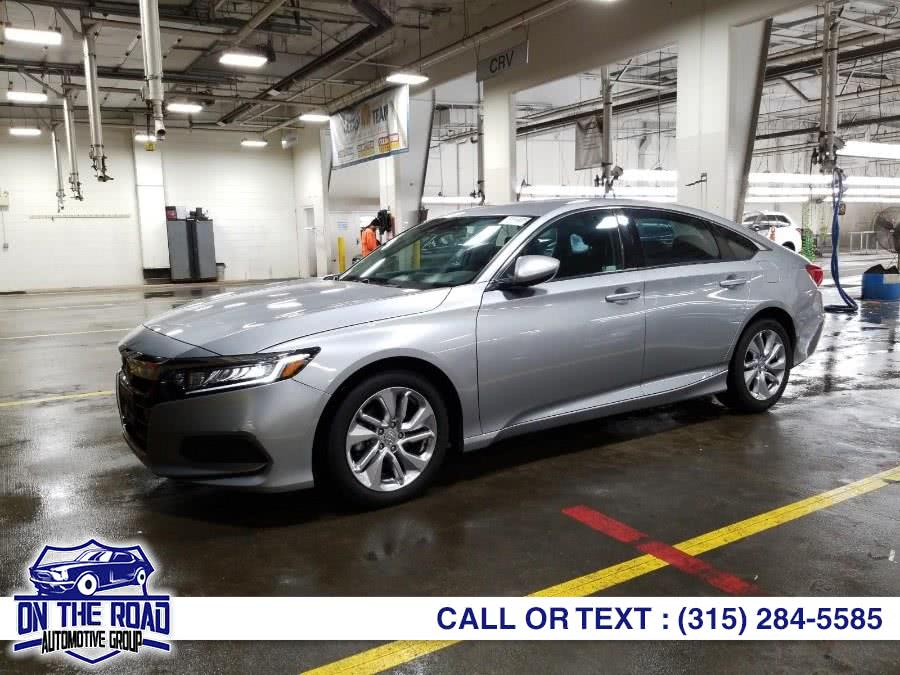 Used 2018 Honda Accord Sedan in Bronx, New York | On The Road Automotive Group Inc. Bronx, New York
