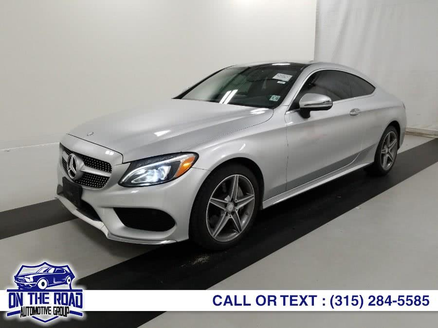 Used Mercedes-Benz C-Class C 300 4MATIC Coupe 2017 | On The Road Automotive Group Inc. Bronx, New York