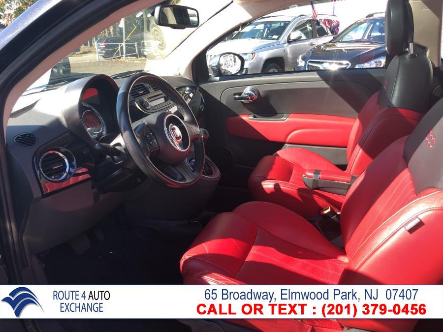 Used FIAT 500 2dr HB Lounge 2012 | Route 4 Auto Exchange. Elmwood Park, New Jersey